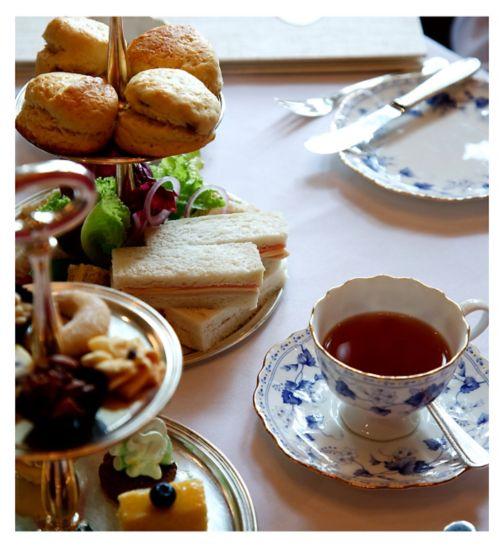 West End & Afternoon Tea