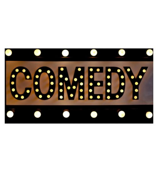 Comedy Night for Four
