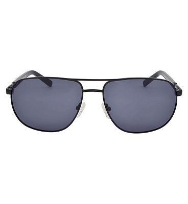 Barbour Sunglasses - Black Frame