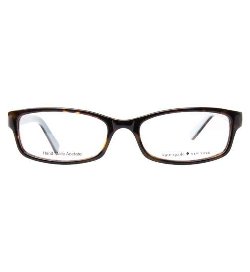 58aaee204b6 Kate Spade Narcisa Women s Glasses - Havana