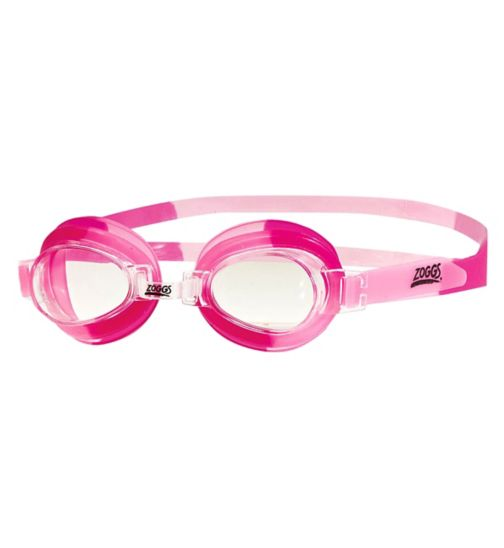 Zoggs Little Swirl Goggles Pink 1-6yrs