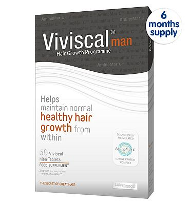 Viviscal Man's supplements - 360s tablets 6 Month Supply