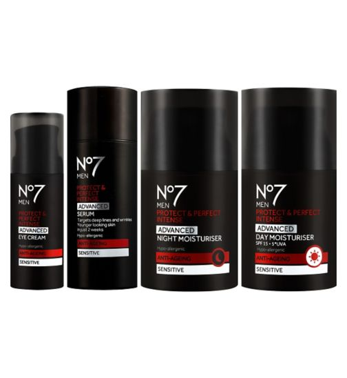 No7 Men Anti Ageing Collection