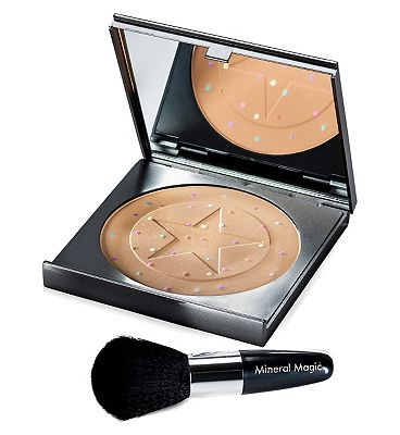JML Mineral Magic: 3-in-1 self-correcting mineral powder