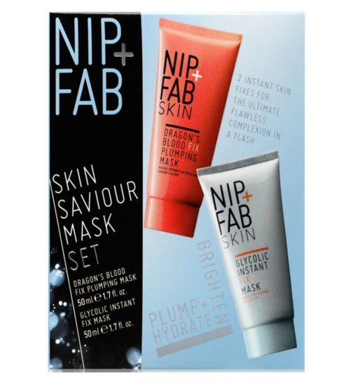Nip+Fab Skin Saviour Mask Set