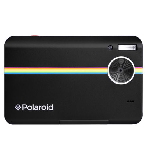 Polaroid Z2300 10MP Digital Instant Print Camera - Black