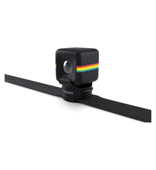 Strap Mount for Polaroid Cube Lifestyle Action Camera
