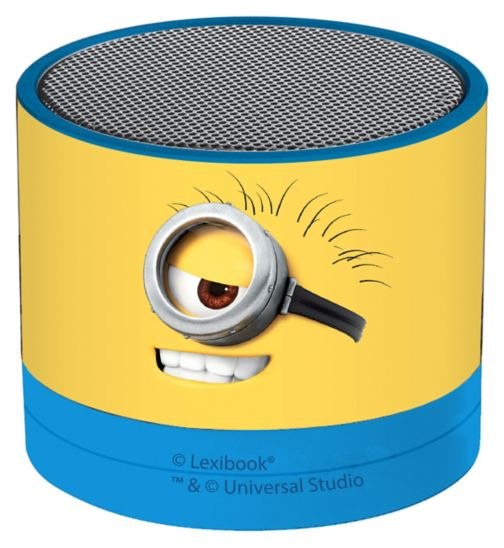 Lexibook Despicable Me Mini Bluetooth Speaker