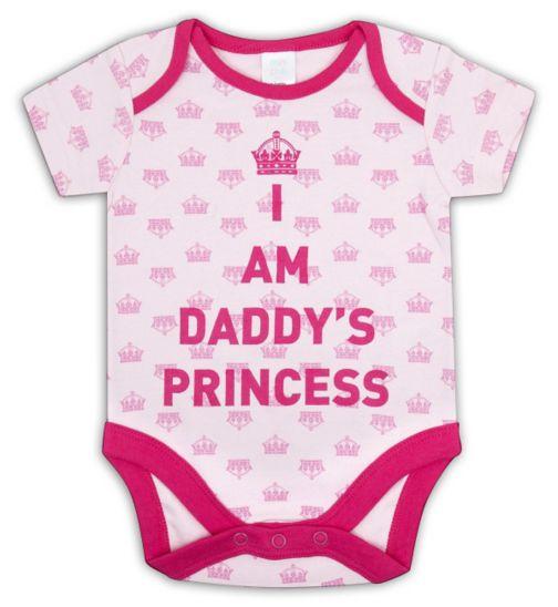 Mini Club Baby Girls Bodysuit Princess