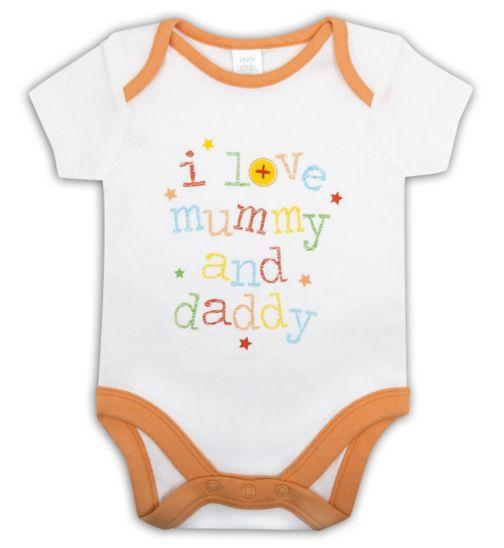 Mini Club Baby Unisex Bodysuit