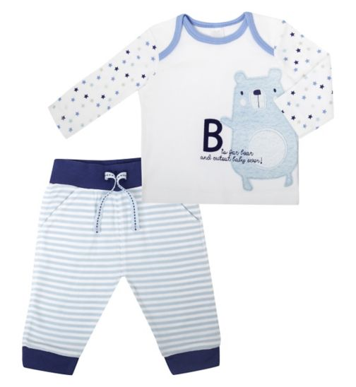 Mini Club Baby Boys 2 Piece Set