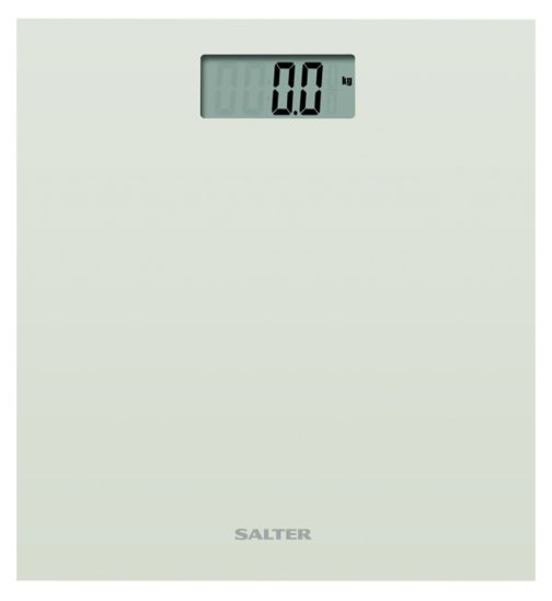 Salter Ultra Slim Electronic Scale 9069 White