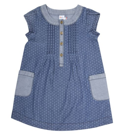 Mini Club Girls Dress Denim
