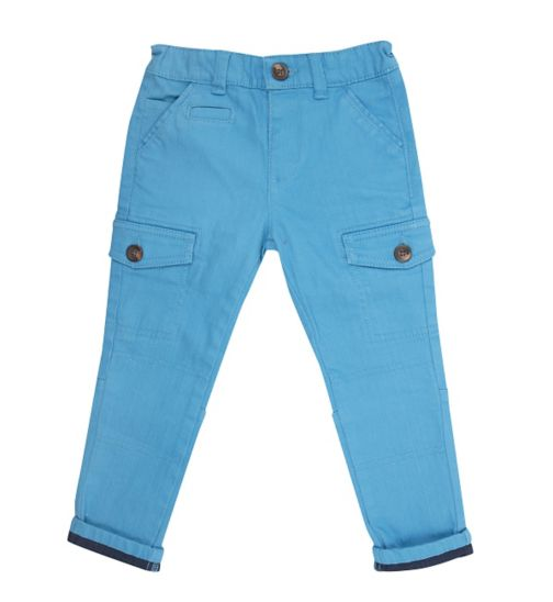 Mini Club Boys Trousers Blue