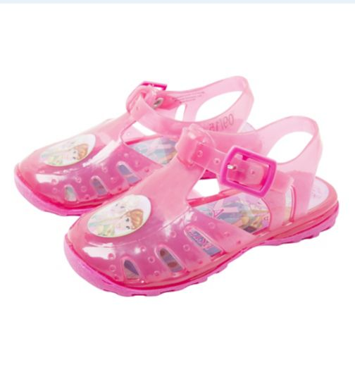 Mini Club Girls Jelly Shoes Frozen