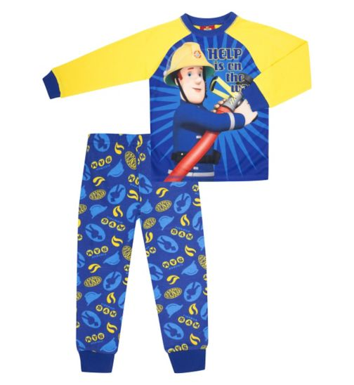Mini Club Boys Pyjama Fireman Sam