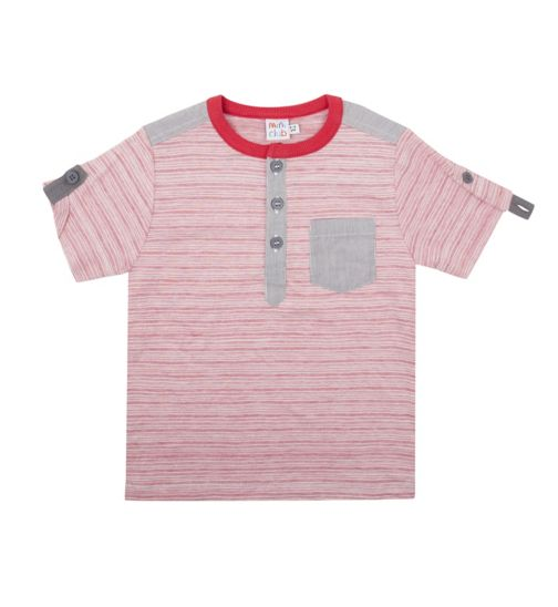 Mini Club Boys T-shirt Red