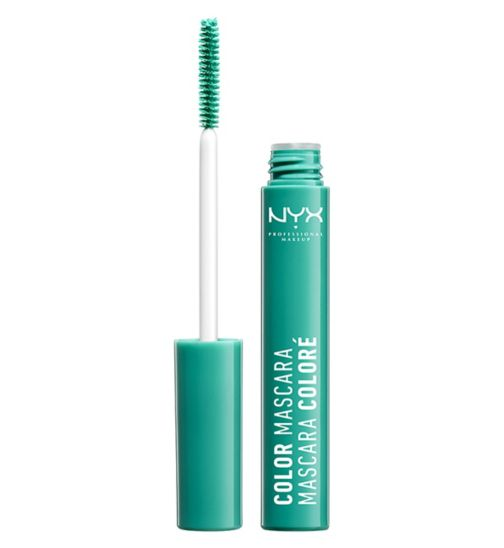 NYX Professional Makeup Color Mascara 20g