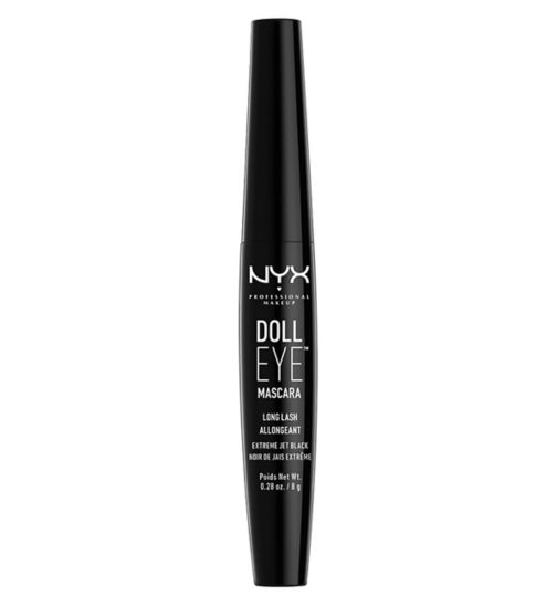 NYX Professional Makeup Doll Eye Mascara 8g