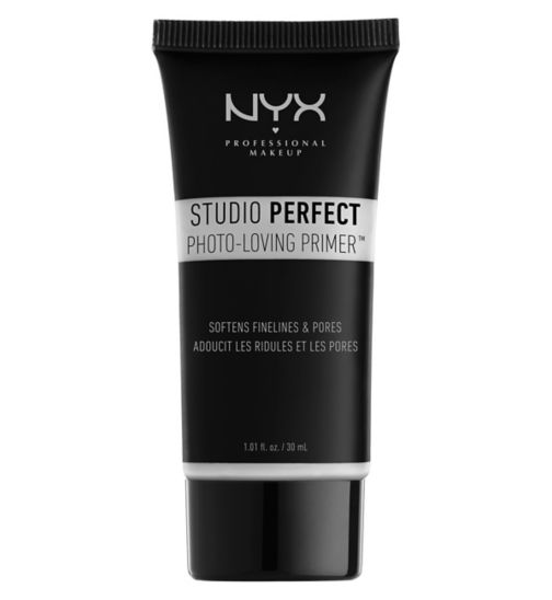 NYX Professional Makeup Studio Perfect Primer - Clear 39g