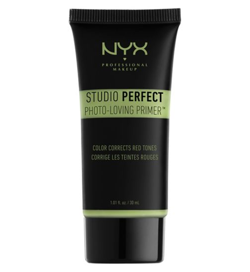 NYX Professional Makeup Studio Perfect Primer - Green