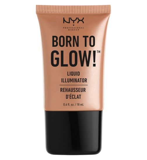 NYX Professional Makeup Born to Glow Liquid illuminator 25g