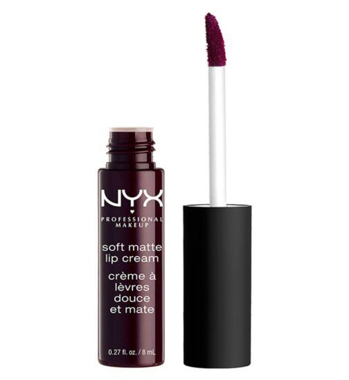 NYX Professional Makeup Soft Matte Lip Cream Liquid Lipstick