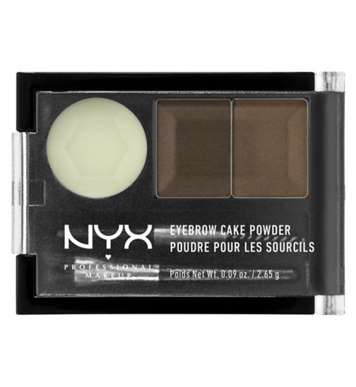 NYX Professional Makeup Eyebrow Cake Powder 30g