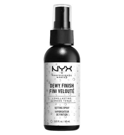 NYX Professional Makeup Setting Spray - Dewy Finish/Long Lasting