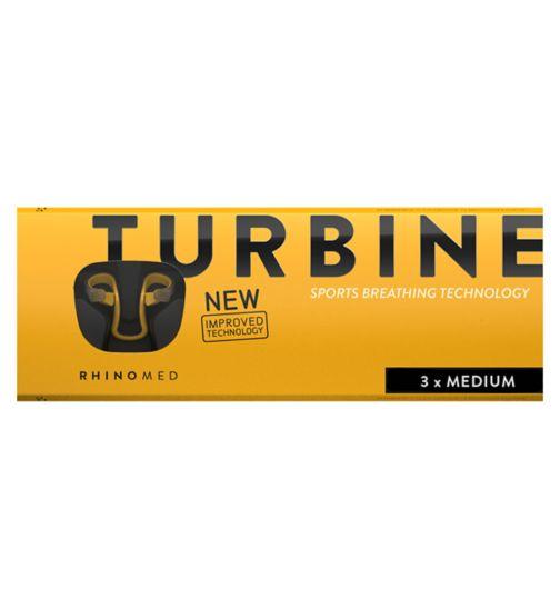 Rhinomed Turbine Medium - 3 pack