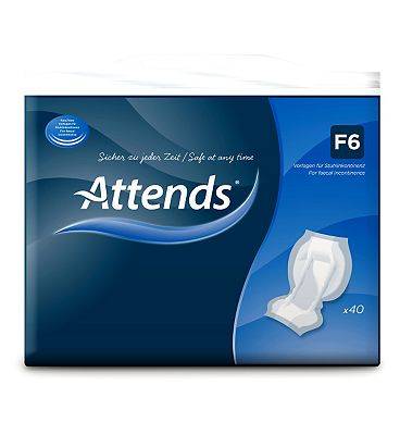 Attends F6 - 40 pads