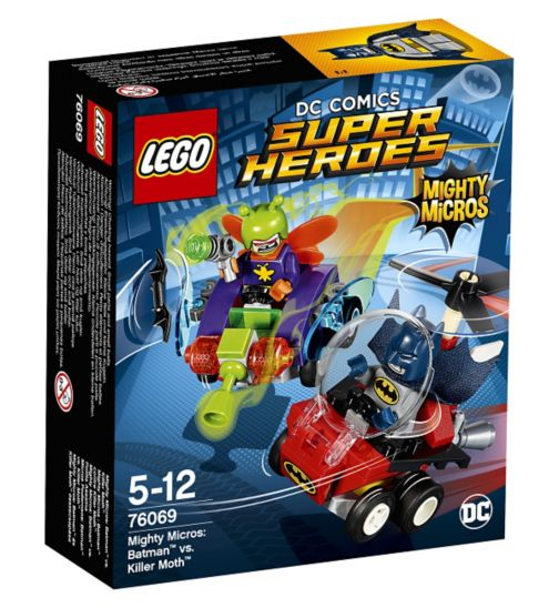 LEGO® Superheroes - DC Vehicle Pack 76061