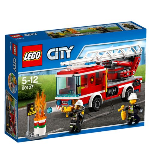 Lego™ City Fire Ladder Truck