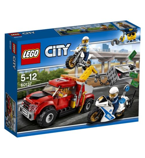 LEGO® City - Police Pursuit 60128
