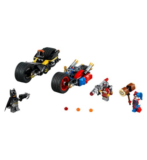 LEGO™ Batman: Gotham City Cycle Chase 76053
