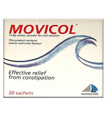 Movicol 30 x 13.8g sachets, powder for oral solution
