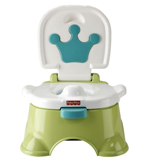 Fisher Price Royal Potty
