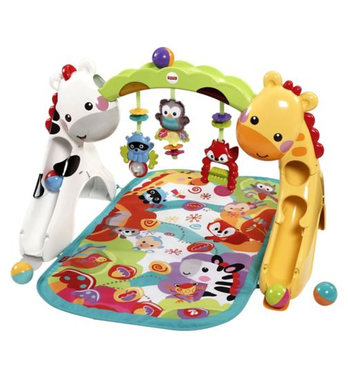 Fisher Price Newborn To Toddler Gym