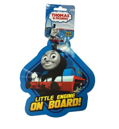 Thomas The Tank Engine On Board Sign