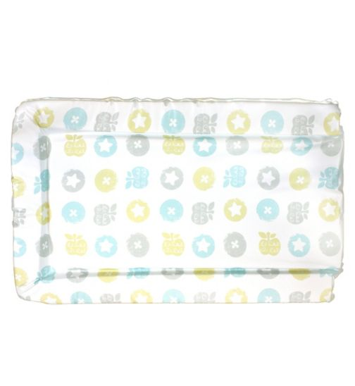 Boots Baby Essentials Change Mat - Multi Coloured