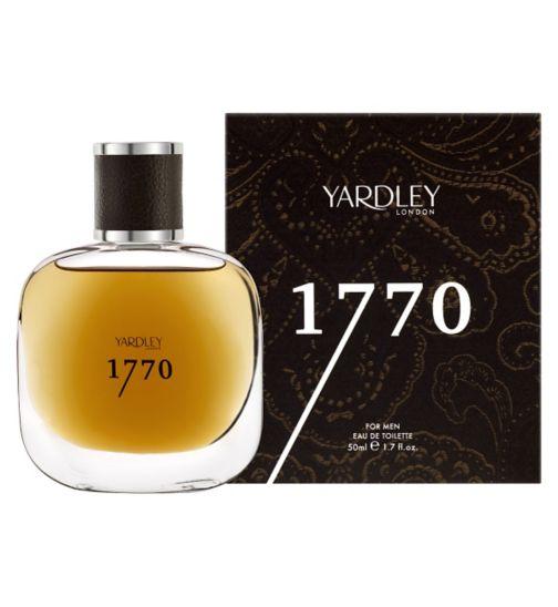 Yardley London 1770 Eau de Toilette 50ml