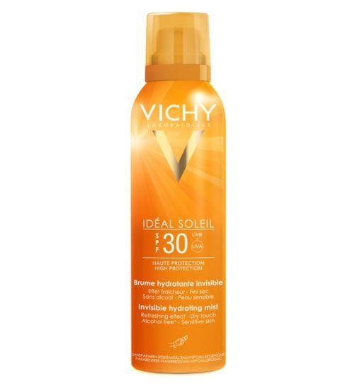 Vichy Ideal Soleil Hydrating Mist SPF 30 200ml