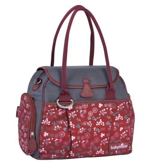 Babymoov Style Changing Bag - Cherry