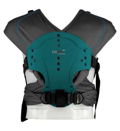 Close Caboo DX+ Coolpass Baby Carrier - Teal