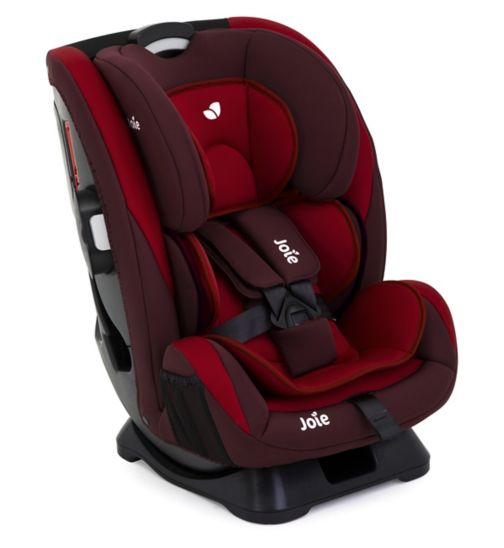 Joie Every Stages Car Seat group 0+/1/2/3 salsa