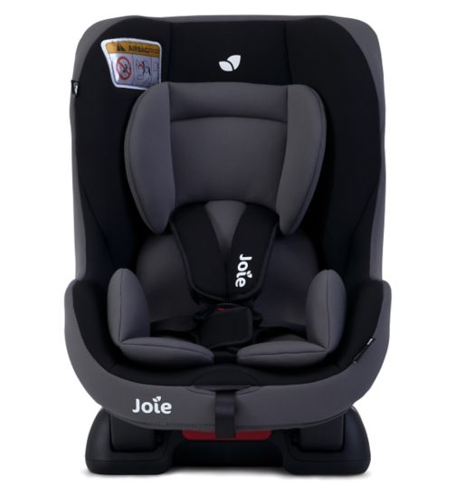 Joie Tilt 0+/1 Car Seat - Two Tone Black