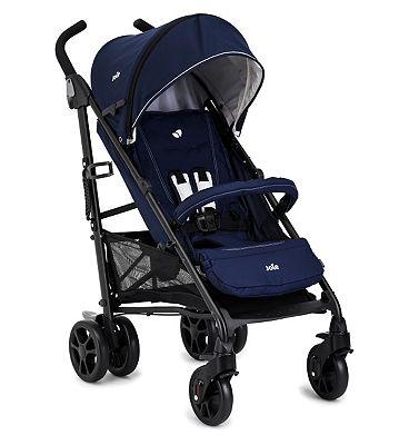 Joie Brisk LX Stroller – Midnight Navy