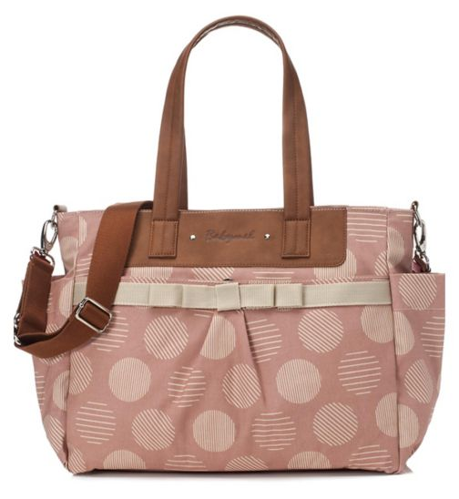 Babymel Cara Changing Bag - Retro Oyster