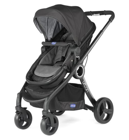 Chicco Duo Urban Anthracite Stroller
