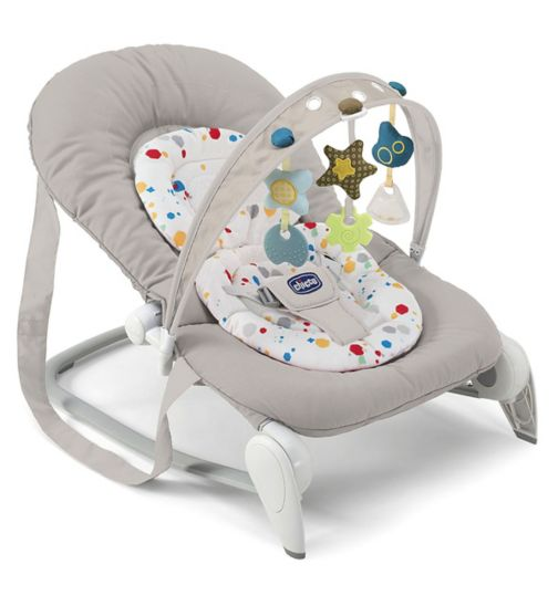 Chicco Hoopla Bouncer - Grey